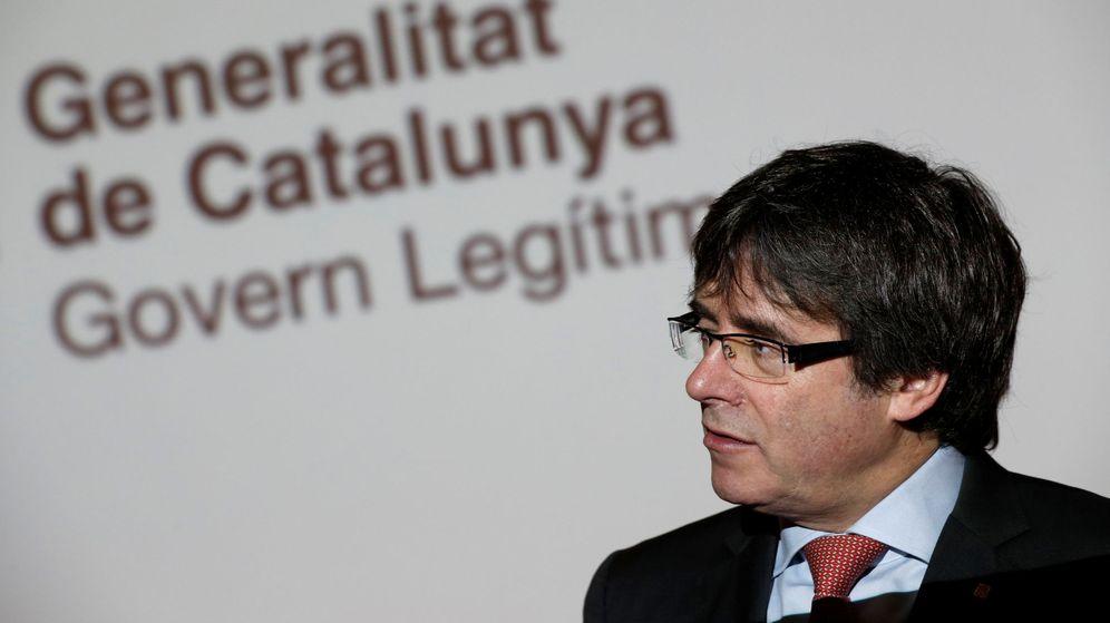 Foto: Carles Puigdemont, expresidente de la Generalitat de Cataluña. (Reuters)