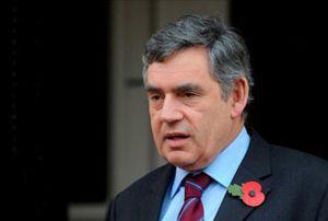 Gordon Brown propone un posible impuesto a las transacciones financieras globales
