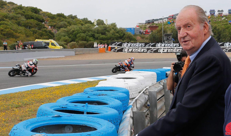 Foto: El Rey Juan Carlos en una imagen de archivo (Gtres)