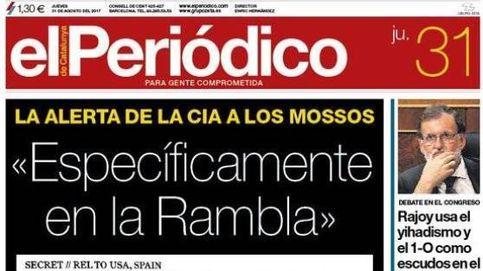 WikiLeaks duda de la veracidad del aviso de la CIA publicado por 'El Periódico'