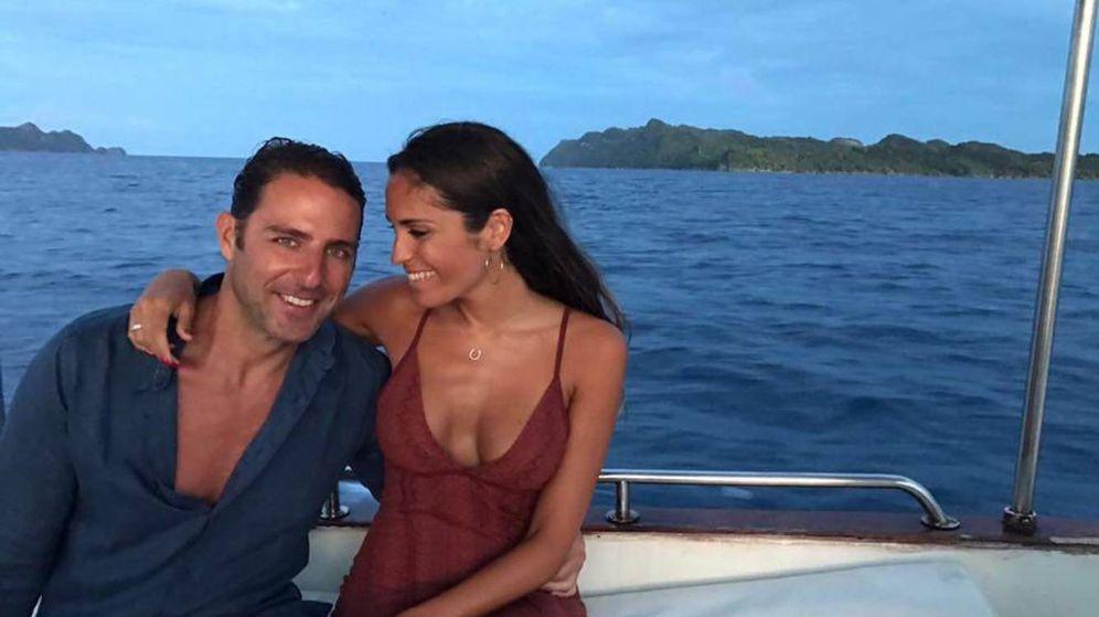 Foto: Joaquín Capel y María Padilla se casarán en el verano de 2018.