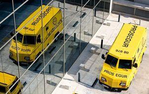 Corporación Financiera Alba vende otro 2,99% del capital de Prosegur