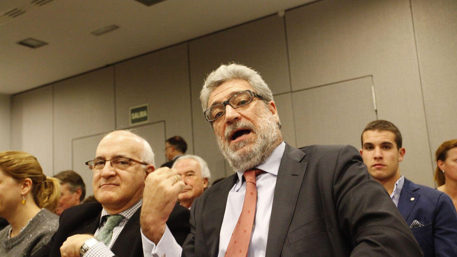 Foto: Miguel Ángel Rodríguez, exsecretario de Estado de Comunicación con Aznar.