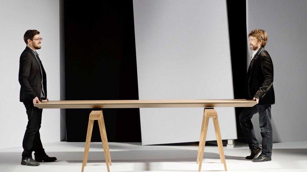 Foto: Esta mesa mantiene fresca tu habitación sin gastar nada de energía