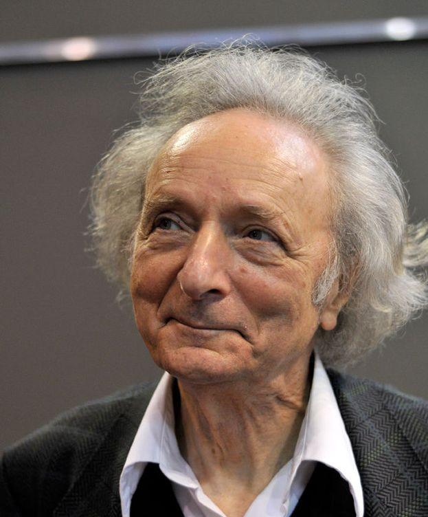 Foto: Theodore Zeldin, a sus 82 años .