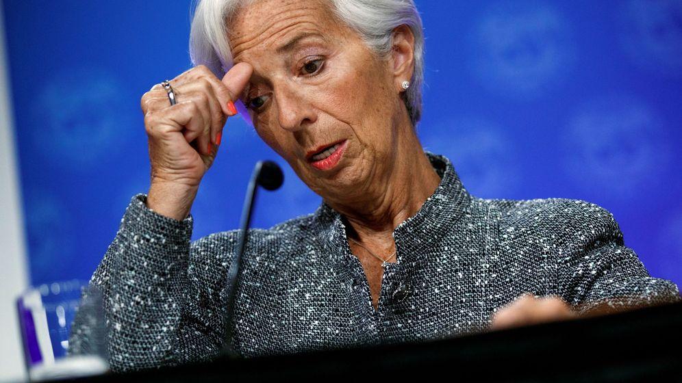Foto: La Audiencia Nacional da cuatro semanas a Lagarde (FMI) para declarar por el 'caso Bankia'