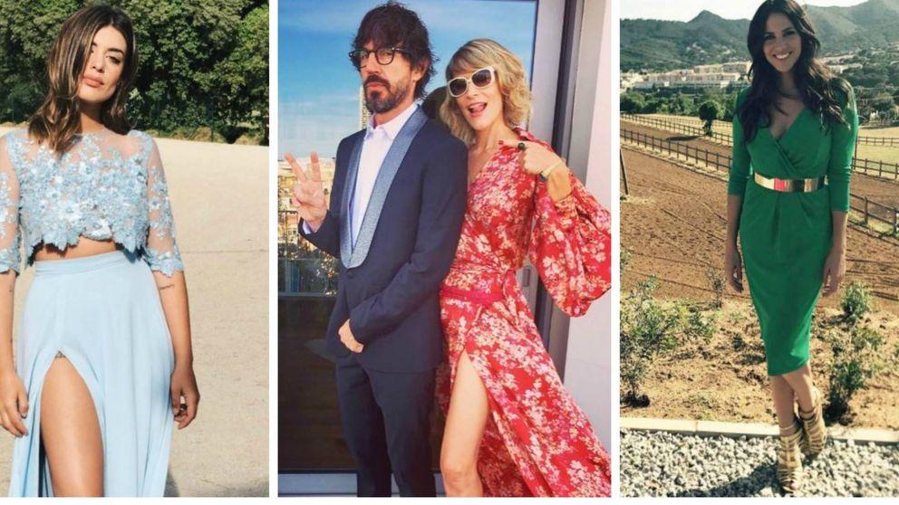 Primeros invitados en la boda de Risto Mejide y Laura Escanes