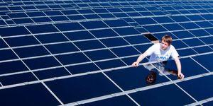 Foto: España rebaja su seguridad jurídica al nivel de Letonia o Azerbayán por la crisis fotovoltaica