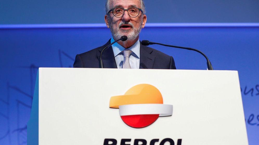 Foto: Antonio Brufau, presidente de Repsol. (EFE)