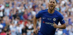Post de El Barcelona empuja a que Hazard sea el primer 'galáctico preventivo' del Real Madrid