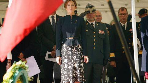 Mary de Dinamarca desempolva su vestido de Ralph Lauren preferido