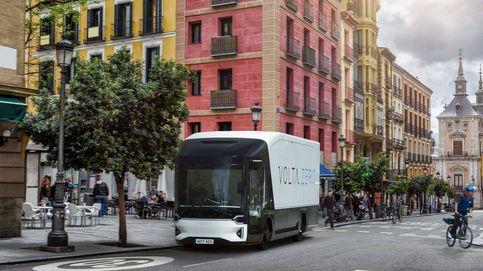 Volta Trucks estudia fabricar su camión eléctrico en Barcelona