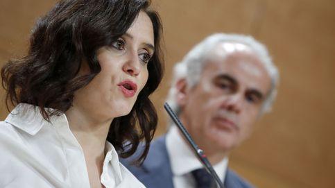 Ayuso pide a Sánchez 1.200 millones para luchar contra el coronavirus