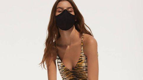 Bershka da un paso al frente al estrenar su nueva colección con mascarillas