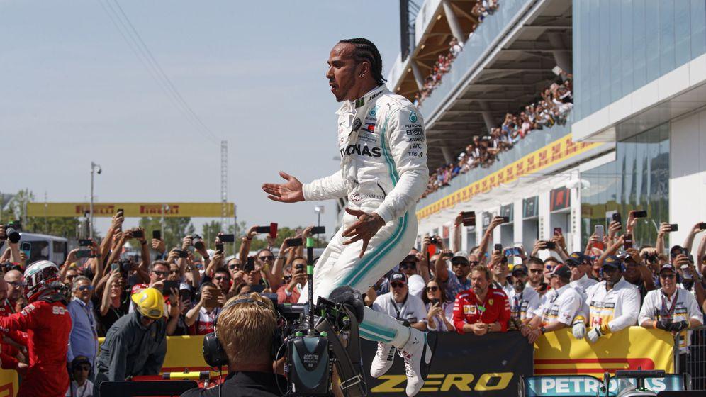 Foto: Las mejores imágenes del Gran Premio de Canadá