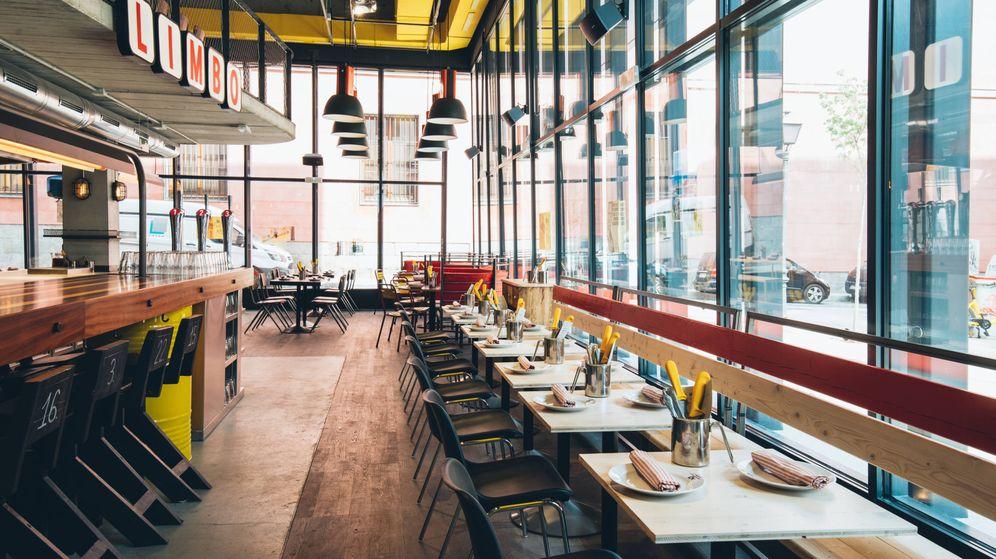 Foto: Así es el interior de Asador Limbo, el penúltimo restaurante de moda en la capital. (Cortesía)