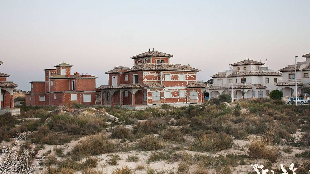 Foto: Uno de los desarrollos muertos en la costa mediterránea (R:M).