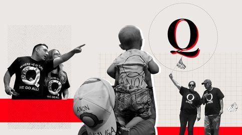 Por qué QAnon, la siniestra conspiranoia estadounidense, ha llegado a Europa