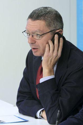 Foto: Gallardón cambia de estrategia para ascender en el PP: perfil bajo y agenda local