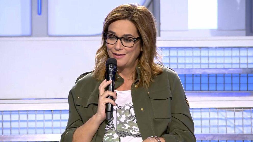 Toñi la toma con Violeta en 'MYHYV': zasca con Julen y dudas por Fabio