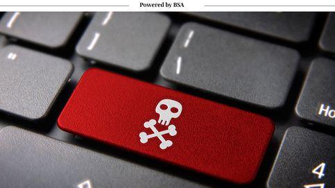 Así se caza a las empresas que utilizan 'software' pirata