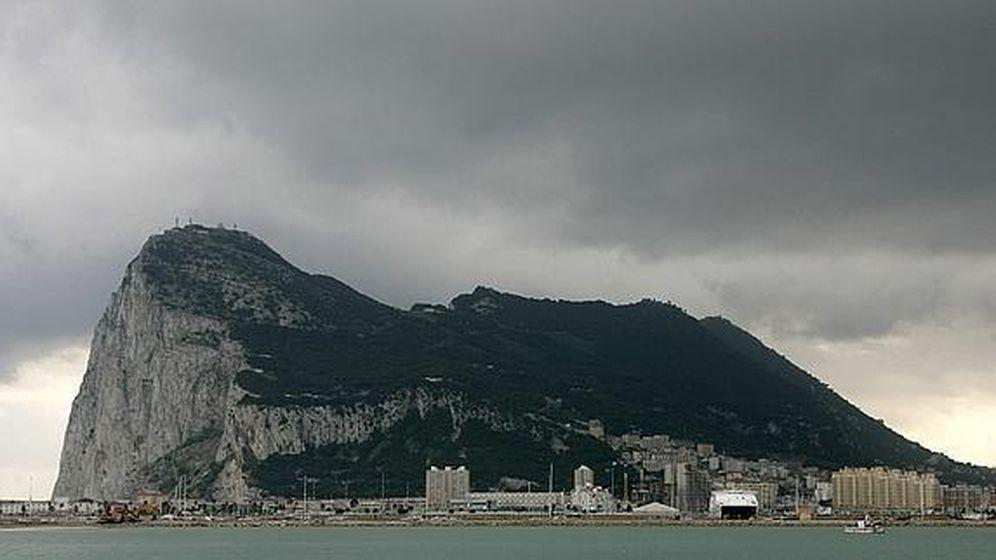 Foto: Peñón de Gibraltar (EFE)