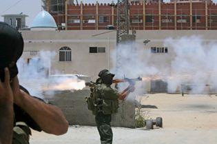 Foto: Hamas expulsa a Al Fatah de Gaza mientras Abas declara el estado de emergencia