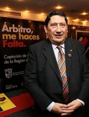 Sánchez Arminio busca más respeto para los árbitros con el expediente a Mourinho