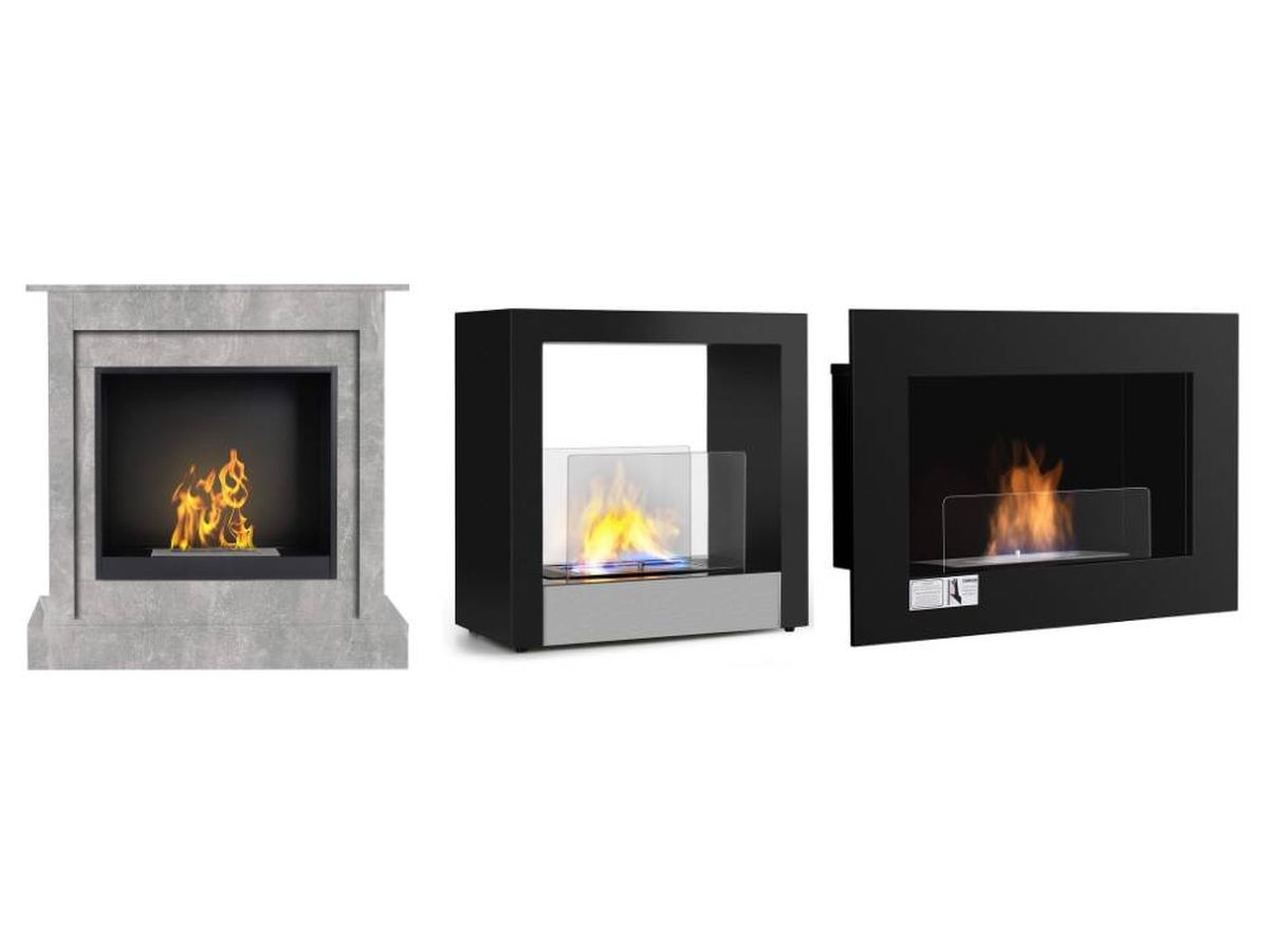 Foto: Chimeneas de bioetanol, combinación de diseño y calefacción