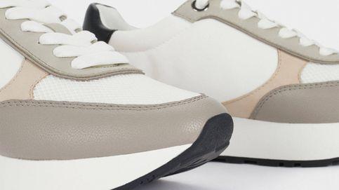 Ficha en las rebajas de Parfois 4 zapatillas deportivas por menos de 20 euros