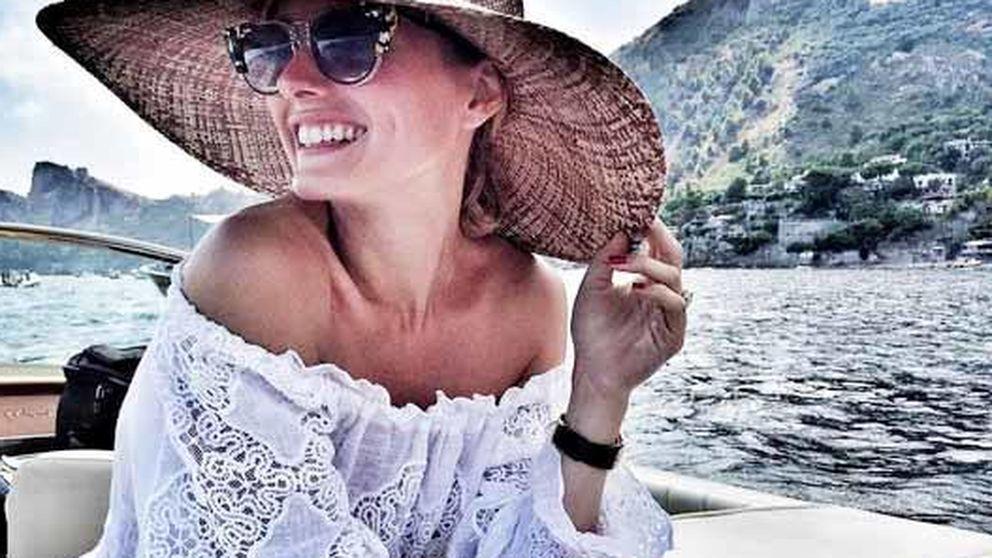 Oliva Palermo, Poppy Delevingne y Emily Ratajkowski en Positano, el destino de moda