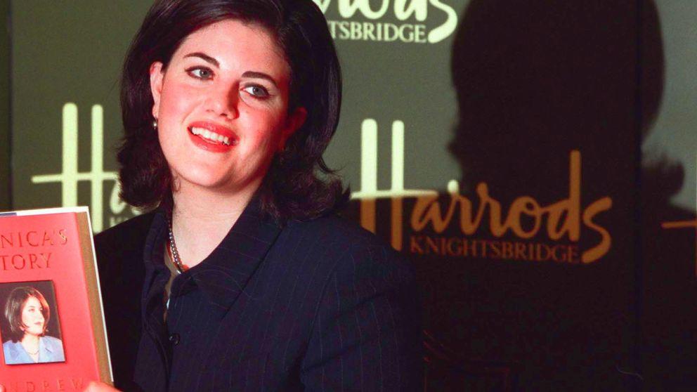 Lewinsky rompe su silencio 20 años después: Bill se aprovechó de mí