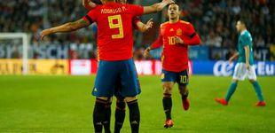 Post de El empate de España ante Alemania arrasa con casi 4,9 millones (28,5%)