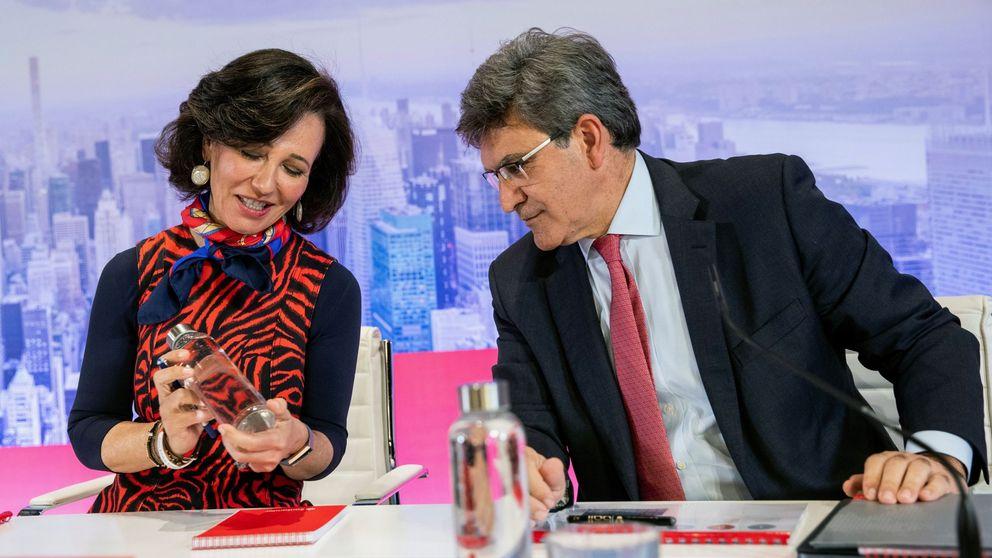 Santander asume un 'profit warning' en la compra de Banco Popular