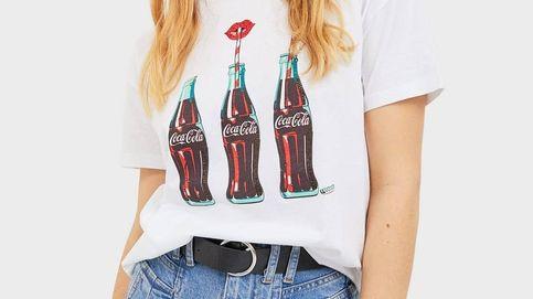 La camiseta de Coca-Cola de tus sueños está en Stradivarius