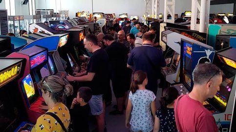El primer museo del arcade de España es un éxito: Llenamos todos los findes