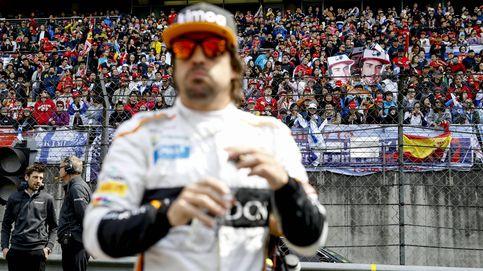 McLaren: o le das un 'pepino' a Alonso o puedes acabar  como Williams