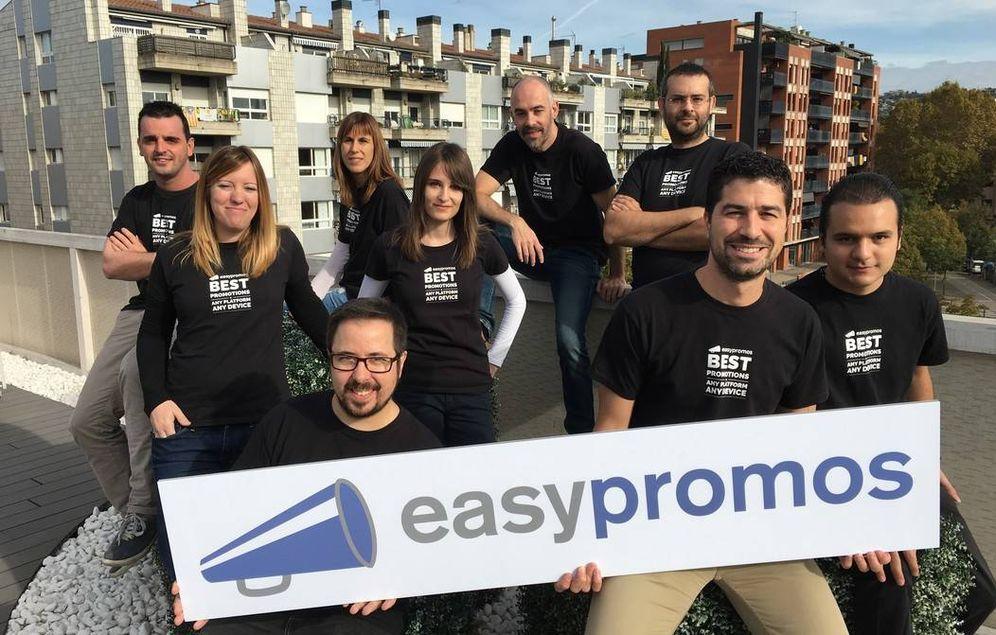 Foto: El equipo de Easypromos (Foto: Easypromos)