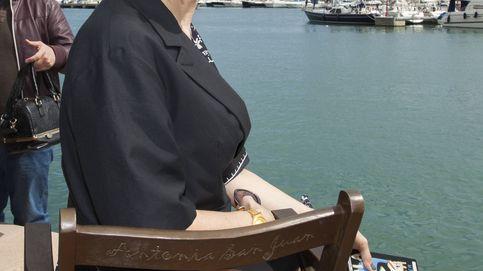 Antonia San Juan, feliz con el triunfo de Pedro Sánchez
