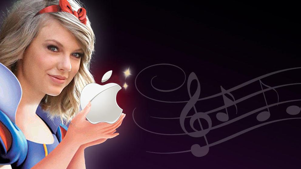 Diez razones por las que a Apple no le conviene una guerra con Taylor Swift