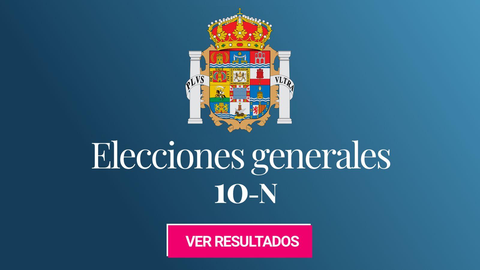 Foto: Elecciones generales 2019 en la provincia de Cádiz. (C.C./HansenBCN)