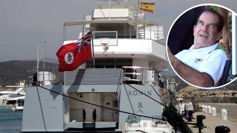 Así es el Ronin, el yate de Víctor Vargas que no 'entra' en el puerto de Sotogrande