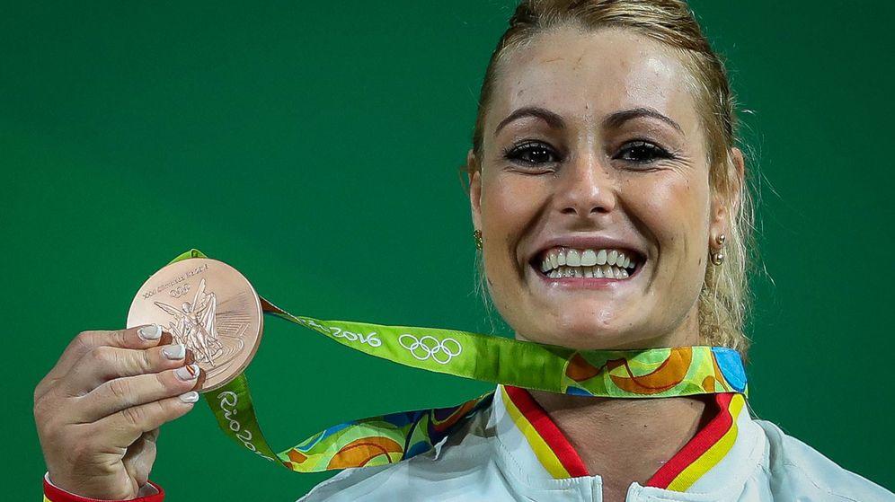 Juegos Olímpicos Río 2016: Lydia Valentín es plata virtual en Pekín ...