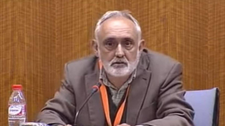El directivo de la Faffe Fernando Villén.