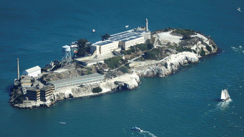 Foto: Alcatraz, posiblemente la prisión más inexpugnable de la historia. (Reuters)