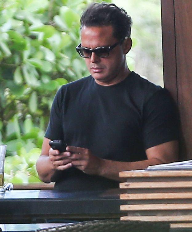 Foto: El cantante Luis Miguel en una imagen de archivo. (Gtres)