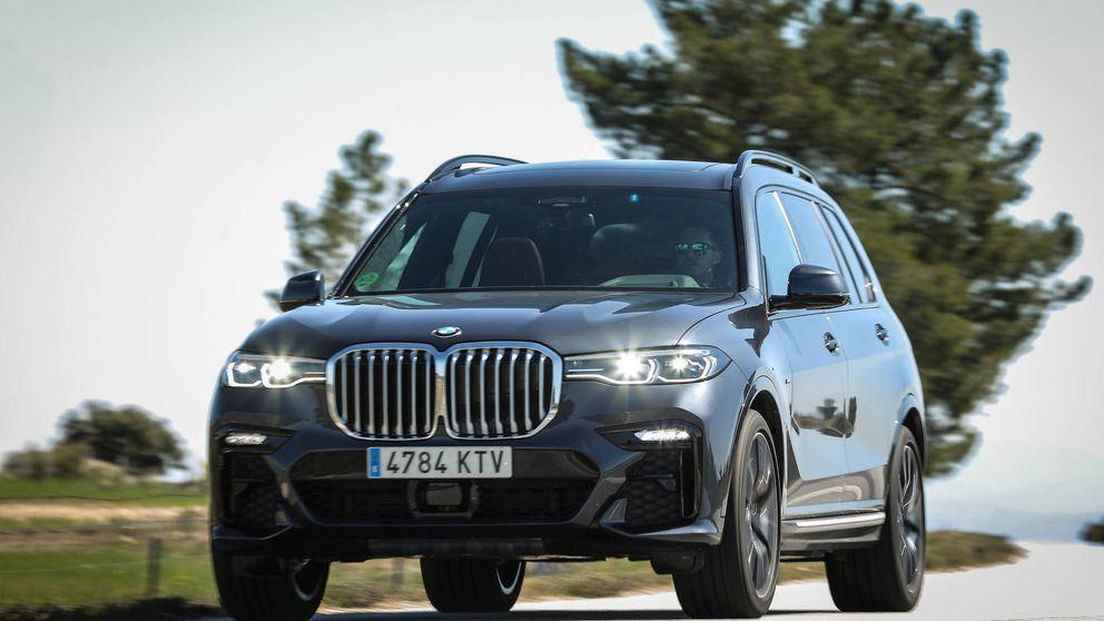 BMW continúa su apuesta por el todocamino con el X7