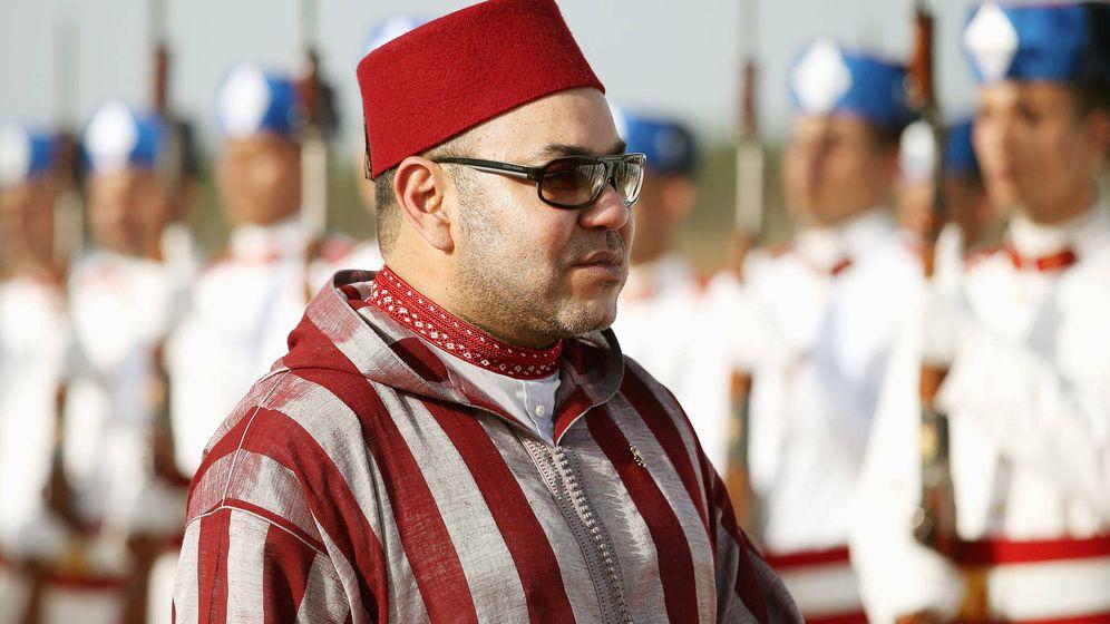 Foto:  Mohamed VI. (Getty)