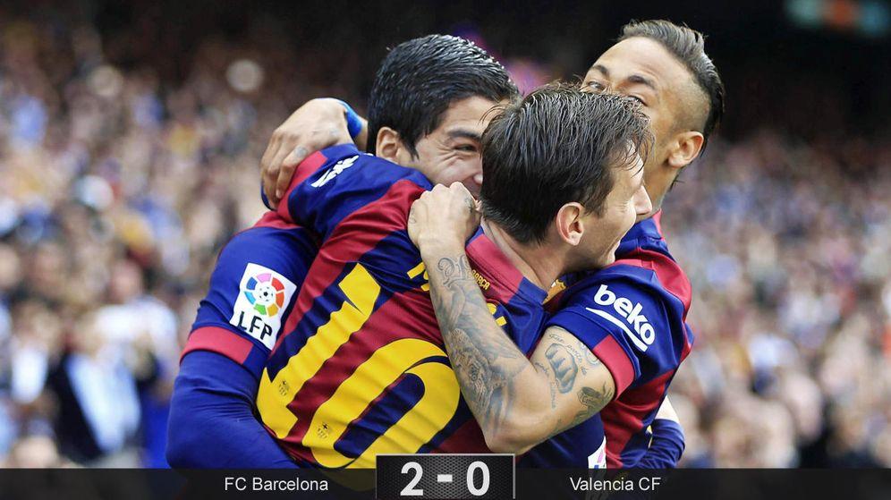 El Camp Nou tembló de miedo con una victoria de las que apuntalan títulos