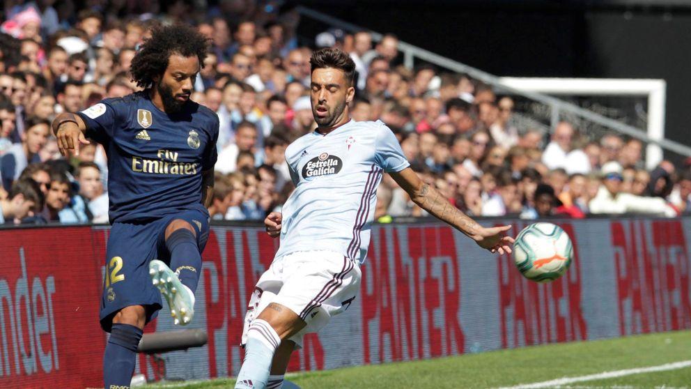 Celta de Vigo - Real Madrid en directo: resumen, goles y resultado